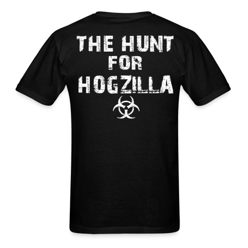 HOGZILLA - Men's T-Shirt