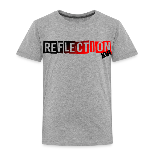 ReflectionXVI - Toddler Premium T-Shirt