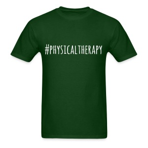 #physicaltherapy Men's T-Shirt - Men's T-Shirt