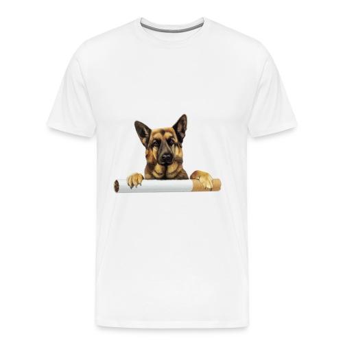Shepherd - Men's Premium T-Shirt