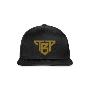 TBP Gold Club Snapback  - Snap-back Baseball Cap