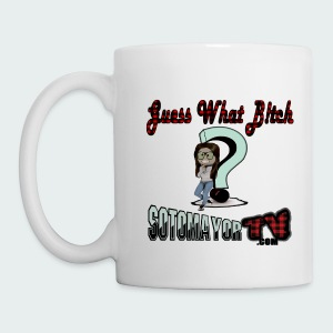 Guess What.... Your Momma Black - Coffee/Tea Mug