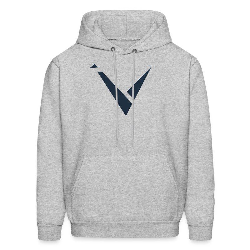 Vexento Hoodie (Mens) [Grey] Hoodie | 1100335