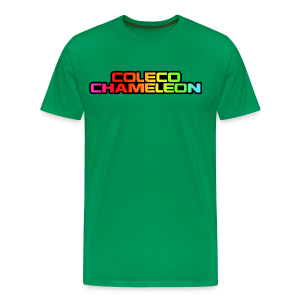 Chameleon Multi-Color - Men's Premium T-Shirt
