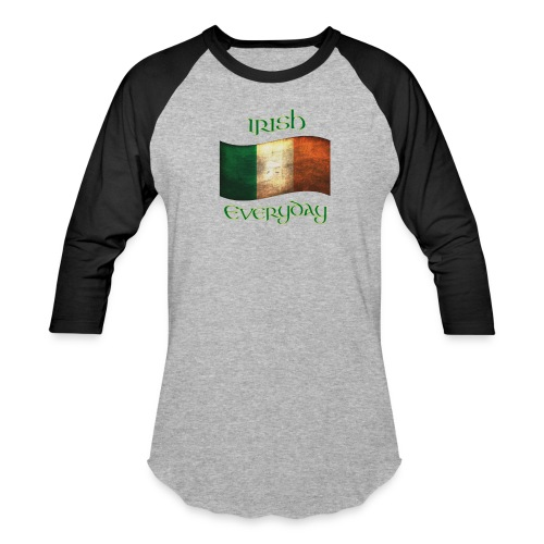 Irish Everyday - Baseball T-Shirt