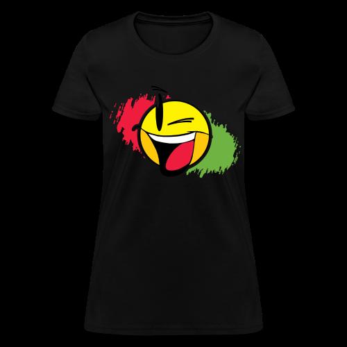 IWS Shirt Logo Color - Red/Green - Women - Women's T-Shirt