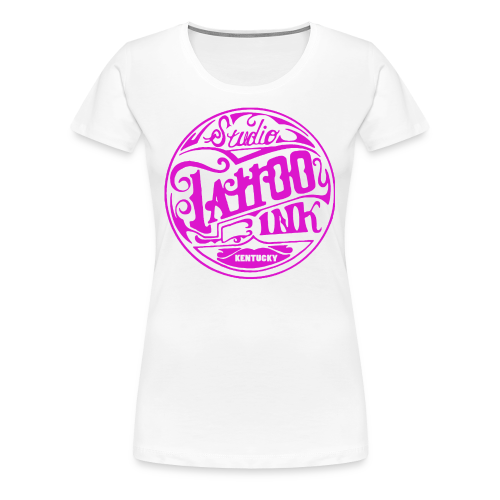 womens fitted tshirt - Women's Premium T-Shirt