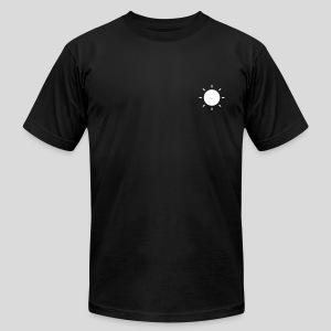 the sunman classic: men's icon tee - Men's Fine Jersey T-Shirt