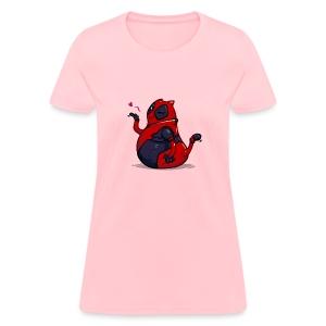 Catpool — Friday Cat №44 - Women's T-Shirt