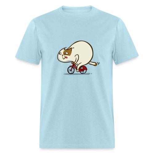 Bicycat — Friday Cat №46 - Men's T-Shirt
