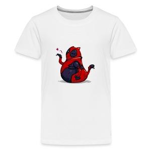 Catpool — Friday Cat №44 - Kids' Premium T-Shirt