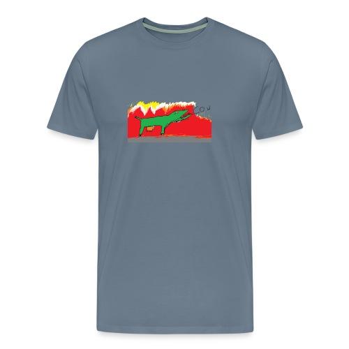 COW - WILSON AGE 16 Collection - Men's Premium T-Shirt