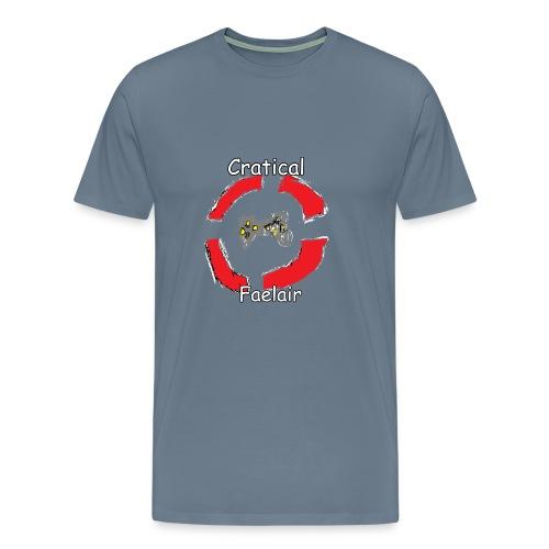 CRATICAL FAELAIR - WILSON AGE 16 Collection - Men's Premium T-Shirt