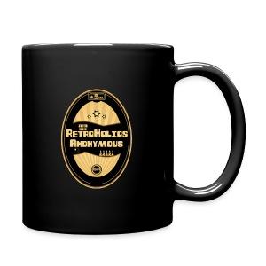 Retroholics Anonymous Podcast Mug - Full Color Mug