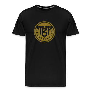LIMITED-Gold Club Medallion Tee - Men's Premium T-Shirt