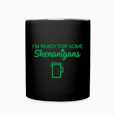 Shenanigans Final Officia Mugs & Drinkware