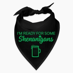 Shenanigans Final Officia Caps