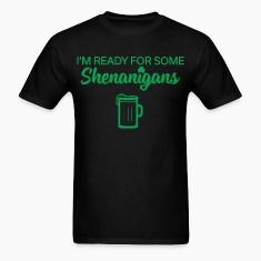 Shenanigans Final Officia T-Shirts