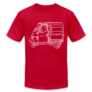 Tricycle Van - Men's Fine Jersey T-Shirt