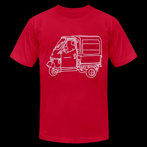 Tricycle Van - Men's Fine Jersey T-Shirt