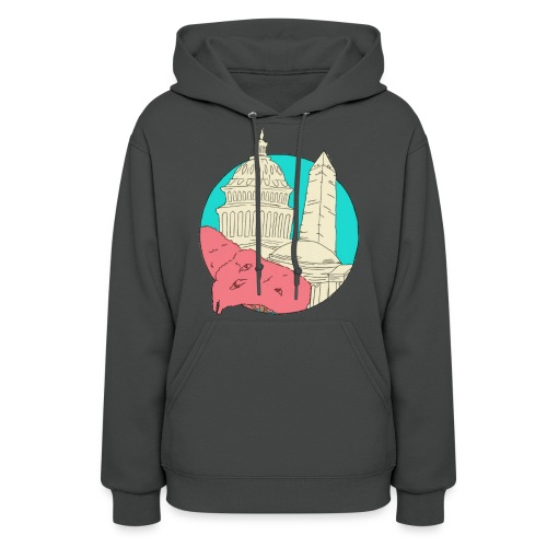 My City Collection - Washington, DC (Women's) - Women's Hoodie