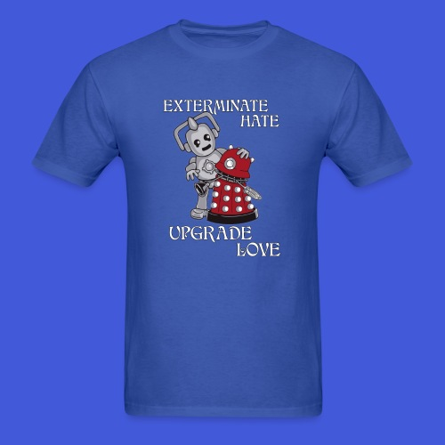 Exterminate Hate (mens) - Men's T-Shirt