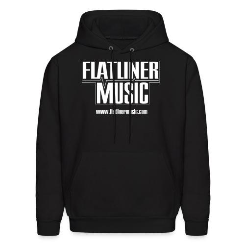 The Flatliner Music Fan Hoodie - Men's Hoodie