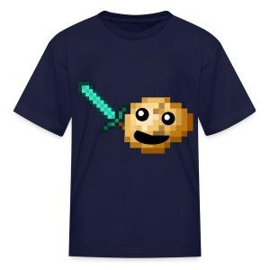 PVP Potato Guy (Kids) - Kids' T-Shirt