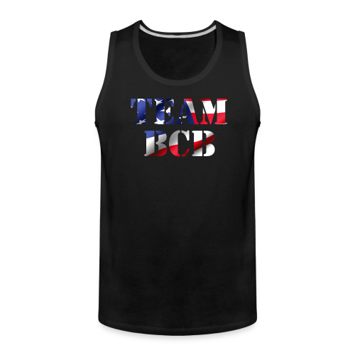 Team BCB Flag Tank Top - Men's Premium Tank