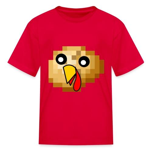 Turkey Potato Guy T-Shirt (Kids) - Kids' T-Shirt