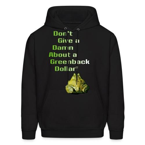 The Greenbacks Hoodie - Men's Hoodie