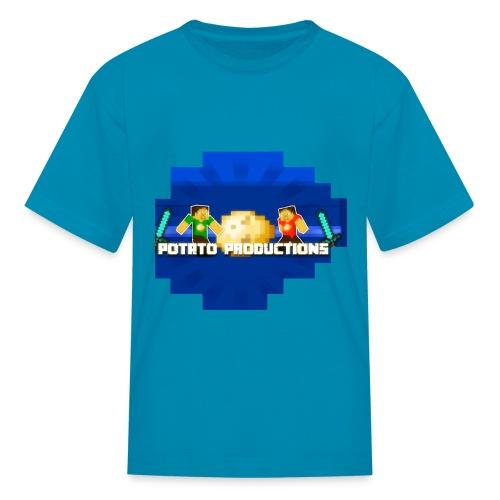 Fan Inspired Logo T-Shirt (Kids) - Kids' T-Shirt