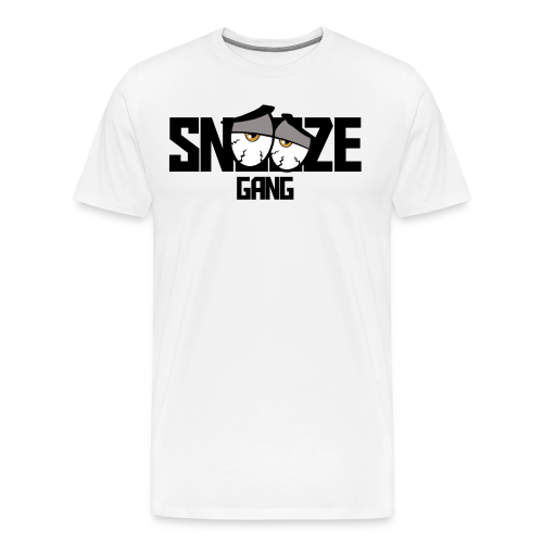 Snooze Gang T-Shirt - Men's Premium T-Shirt
