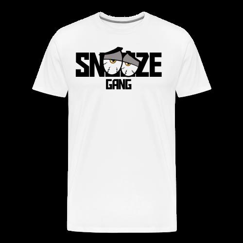 Snooze Gang T-Shirt - Men's Premium T-Shirt