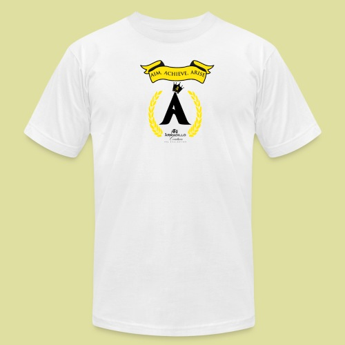 THE ALMA MATER 3 A's - Men's Fine Jersey T-Shirt