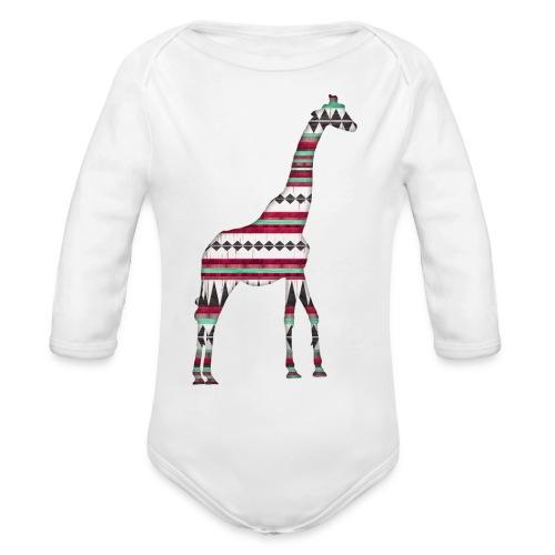 baby body suit  - Organic Long Sleeve Baby Bodysuit