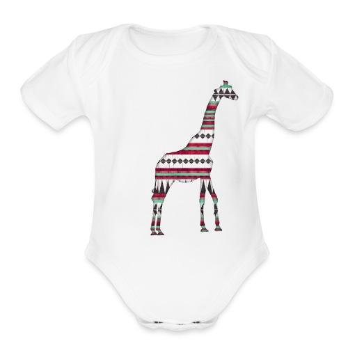 baby body suit  - Organic Short Sleeve Baby Bodysuit