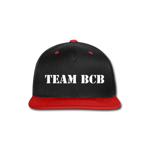 Team BCB Snapback Hat - Snap-back Baseball Cap