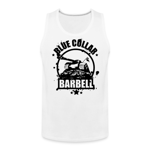 BCB Signature Tank Top - Men's Premium Tank