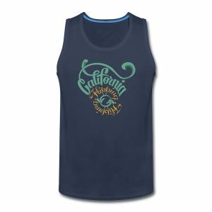 California Flippin - Men's Muscle Shirt - Men's Premium Tank