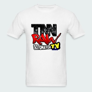 TNN Raw Reboot - Men's T-Shirt
