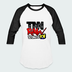 TNN Raw Reboot - Baseball T-Shirt