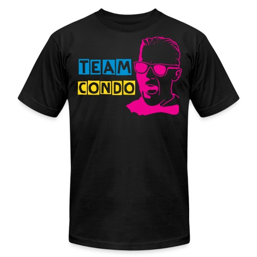 Max 4 Lisa: TEAM CONDO - Men's  Jersey T-Shirt