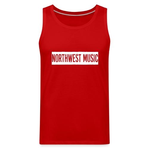 Northwest Music Tank - Men's Premium Tank