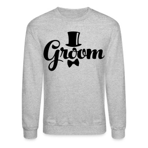 Groom - Groom's Apparel - Crewneck Sweatshirt