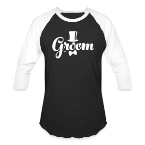 Groom - Groom's Apparel - Baseball T-Shirt