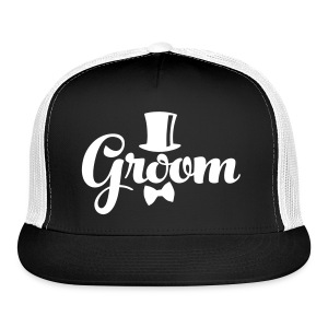 Groom - Groom's Apparel - Trucker Cap