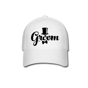 Groom - Groom's Apparel - Baseball Cap