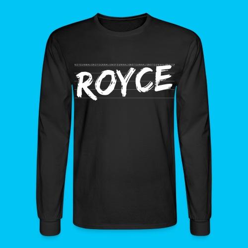 Royce Longsleeve T-Shirt - Men's Long Sleeve T-Shirt
