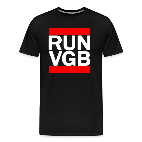 RUN VGB - Men's Premium T-Shirt
